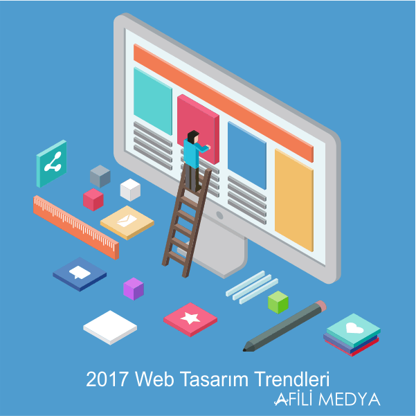 Web tasarım Trendleri Hakkında yazdık